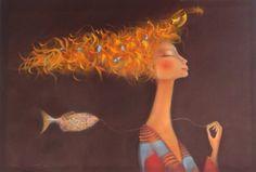 Kate Smith Kate Smith, Beautiful Paintings, Acrylics, T Shirts For Women, Art, Fashion, England, Art Background, Moda