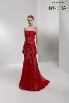 Maxi dress abito lungo PIZZO SIRENA sera Capodanno elegante BLU ... 3cd88635a92