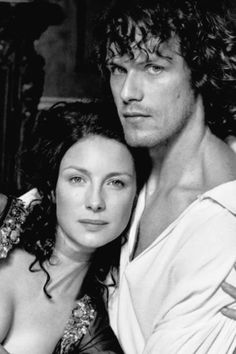"""Heart Of Fraser on Twitter: """"Read #Outlander before watching show. The Amazing is I always pictured my Jamie & Claire like Cait & Sam #SoLucky https://t.co/o7ILebIKRV"""""""