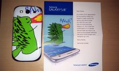 Jovem ganha celular personalizado depois de interagir com marca no Facebook