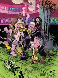 Image result for paul pope