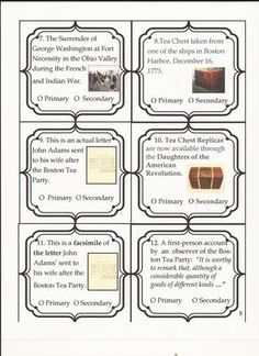 1000 images about primary and secondary sources on pinterest secondary source social studies. Black Bedroom Furniture Sets. Home Design Ideas