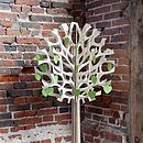 Birch Wedding Wish Tree