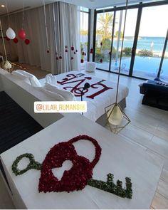 Romantic Room Decoration, Romantic Bedroom Decor, Romantic Things, Romantic Ideas, Romantic Room Surprise, Romantic Gestures, Proposal Ideas, Aesthetic Room Decor, Romantic Getaway