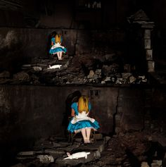 Disney Princesses - Unhappily Ever After: Fairy Tale Consequence Photo Shoots