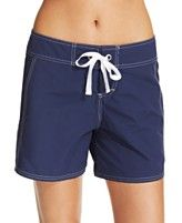 Tommy Bahama Tie-Front Board Shorts