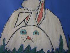 The Art Teacher's Closet: In the Art Room - Hiding Bunnies