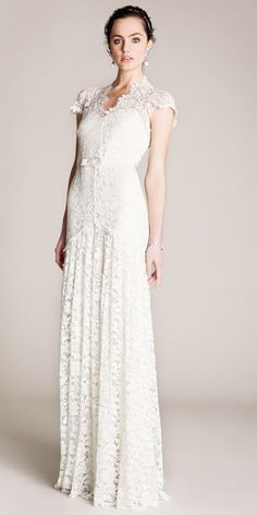 Temperley London Bridal Collection Spring 2015 - Amoret