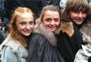Arya, Bran et Sansa rappent sur le générique de Game of Thrones