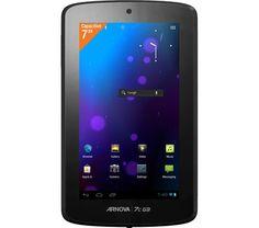 Dank Bluetooth, WLAN und der Möglichkeit den 3G SIM-Kartenslot zu nutzen (SIM-Karte nicht enthalten), können Sie mit dem ARNOVA 7cG3 Tablet im Internet surfen, E-Mails empfangen und auf Ihre Lieblingsapps zugreifen, egal, wo Sie auch sind.