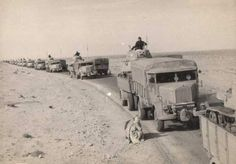 "Engines of the Wehrmacht - ""Lancia NM"", Heavy Truck North African Campaign, Italian Army, Afrika Korps, Heavy Truck, Axis Powers, Armored Vehicles, War Machine, Armed Forces, Warfare"