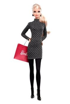 City Shopper™ Barbie® Doll—Blonde | the-barbie-look-collection | The Barbie Collection