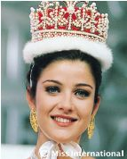 Miss International 1994: Greece - Christina Lekka