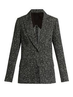 DIANE VON FURSTENBERG Charlotte jacket. #dianevonfurstenberg #cloth #jacket