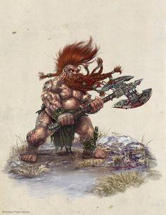 TrollSlayer Ilich Henriquez by Ilacha on DeviantArt