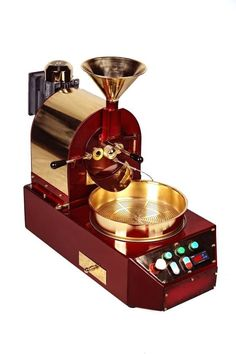 Coffee Roaster / Electric Coffee Bean Roasting Machine / Green Coffee Roaster #Kuban