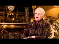 Queen Margrethe II of Denmark's CNN interview part 3/3.