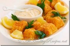 Fried Fish Nuggets Recipe - Fish Nuggets | All Healthy Recipes