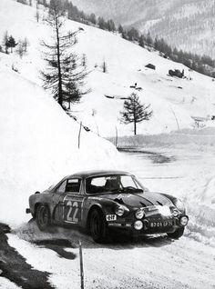 Alpine A110 | WRC Rally School @ http://www.globalracingschools.com