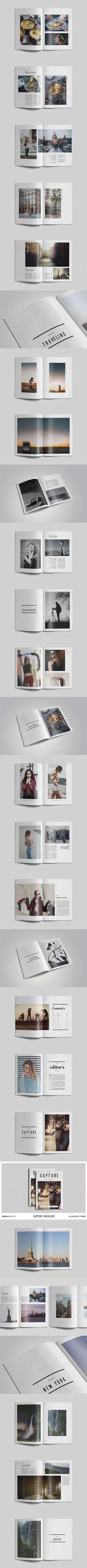 Capture Magazine / Portfolio