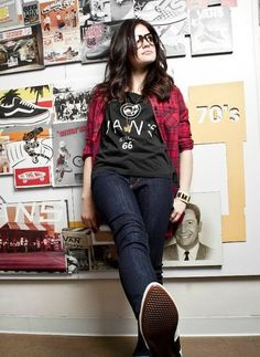 7 Best Lucy Hale Vans Photoshoot Images Lucy Hale