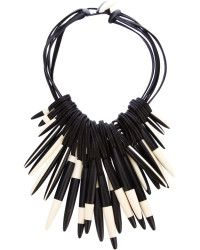 Monies | Poly Necklace |  Lyst