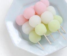 Cute Snacks, Cute Desserts, Japanese Sweets, Japanese Food, Japanese Candy, Japanese Wagashi, Kawaii Dessert, Think Food, Cafe Food