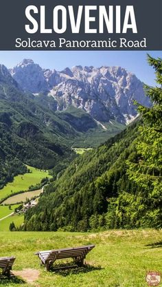 Slovenia Travel Guide - on your road trip about Slovenia, make a detour to admire the Logar Valley. I promise you, you won't be disappointed! Check it out in photos and video (also known as Logarska Dolina)   #slovenia #Ifeelslovenia   Slovenia itinerary   Things to do in Slovenia