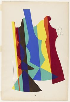 Man Ray. Orchestra from the portfolio Revolving Doors. (1926)