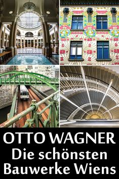 Otto Wagner Die sch nsten Bauwerke in Wien Austria Destinations, Create Floor Plan, Otto Wagner, Dubai City, Time Magazine, Types Of Music, Great Friends, City Photo, To Go