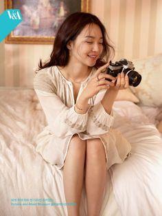 Shin Min Ah maintains her goddess status in new 'Stonehenge' cuts   allkpop.com