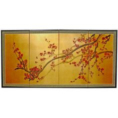chinese silk painting