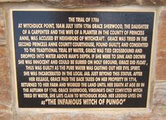 Story behind the legend of Grace Sherwood aka Witch of Pungo Two Princess, Salem Witch Trials, Norfolk Virginia, Virginia Is For Lovers, Our Town, Hampton Roads, Virginia Beach, Beach Photos, Family History