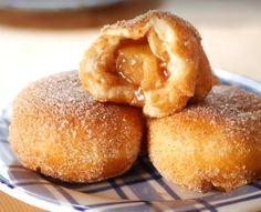 Bouchées fondantes aux pommes divinement bonnes - Desserts - Ma Fourchette