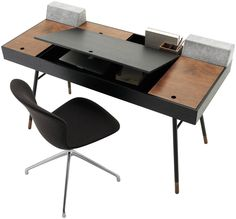 Home office desks and chairs - BoConcept Furniture Stores Sydney Australia Drawing Room Furniture, Space Saving Furniture, Office Furniture, Furniture Decor, Furniture Design, Furniture Stores, Contemporary Office Desk, Modern Desk, Bureau Design