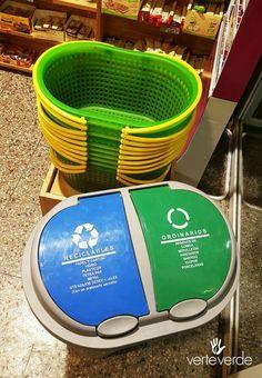 #cesto #separacionderesiduos #reciclado verteverde.com