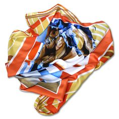12 days of giveaways on Horse and Style today 12/19/2014 you have a chance to win a L. Lavone Scarf!