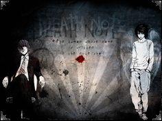 Anime - Death Note  Fondo de Pantalla