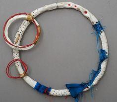 Ceramics gallery.. Includes jewelry