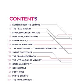 #ClippedOnIssuu from Wake Up: A Strategic Intel Report on Content