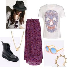 girly outfits | Girly Grunge | Womens Outfit | ASOS Fashion Finder
