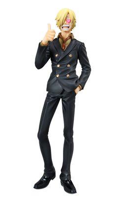 Aliexpress.com: Comprar Japón Anime de One Piece POP Sanji alta calidad guapo figura de acción de juguete aproximadamente 23 CM alto regalo de cumpleaños envío libre de tienda de regalos fiable proveedores en Marco Lai's store