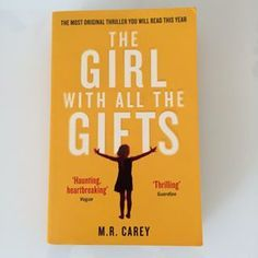 The Girl with All the Gifts by M.R. Carey | 23 Underrated Horror Books You Have To Read ASAP