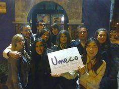 Cena de Navidad de UMECO · Asociación de Marketing