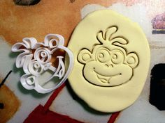 Dora Boots Cookie Cutter by StarCookies on Etsy