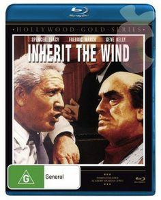 Inherit the Wind - Blu-Ray (Shock Region Free) Release Date: Available Now (JB Hi-Fi Australia)