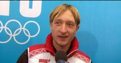Magia Gelada - O blog português sobre patinagem artistica no gelo: Sochi 2014 - Evgeni Plushenko