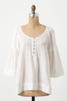 city cousin blouse - anthropologie
