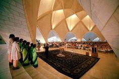 O Templo da Flor de Lotus | Larissa Carbone Arquitetura