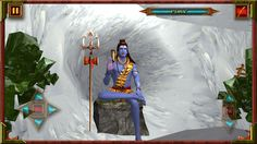 This is open world 3D adventure game, mesmerizing entertainment, learning and thrilling experience. Play the game as Lord Shiva.